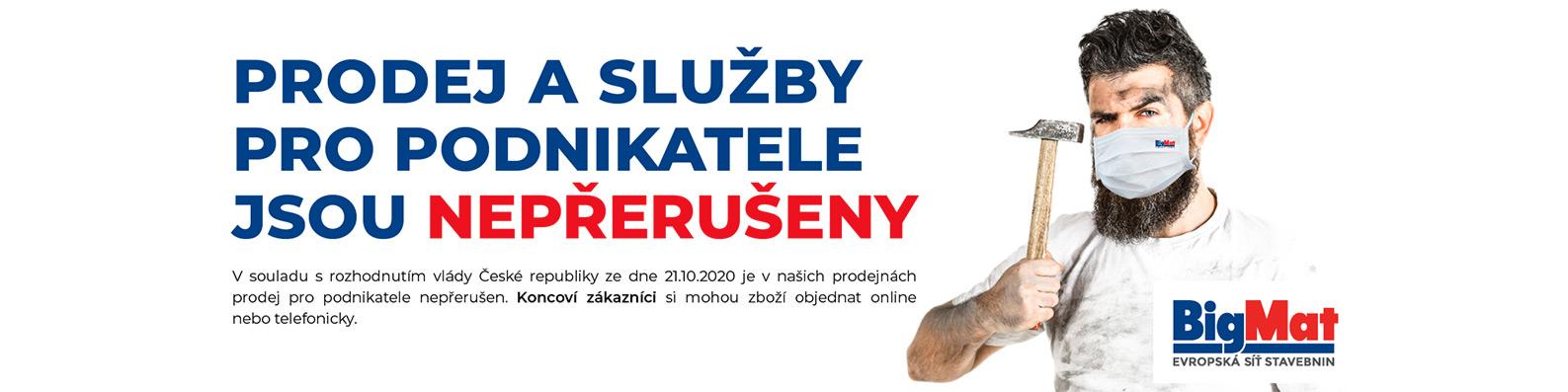 Stavebniny Praha